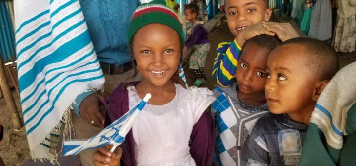 Bringing Home Ethiopian Jewry