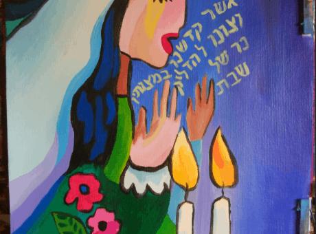 Resting on Shabbat