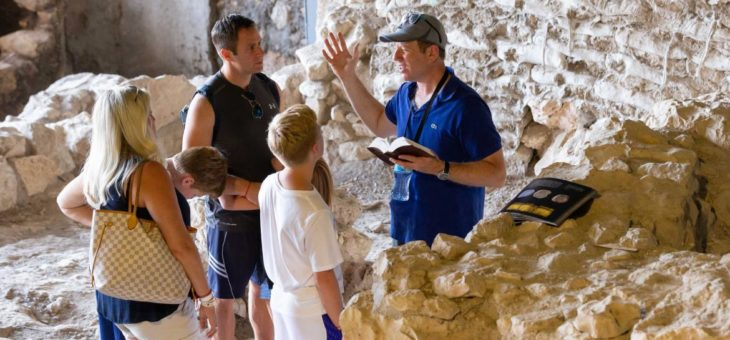 Let the Bible be your Guide – Uncovering Biblical Israel