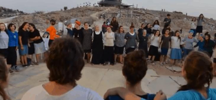 Hannah's Prayer in Ancient Shiloh