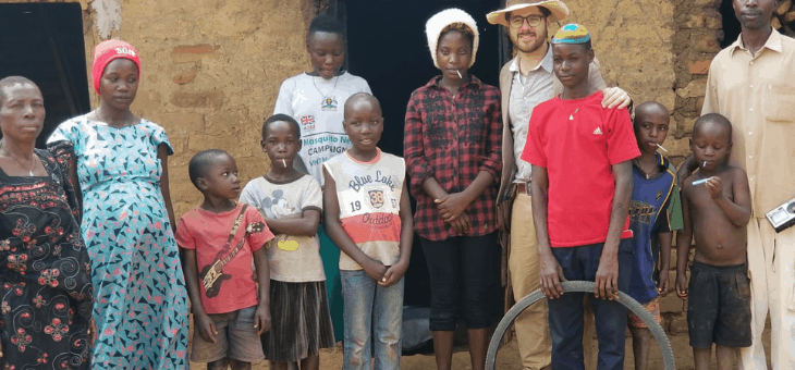 The Heart of Israel Visits the Jewish Community in Uganda